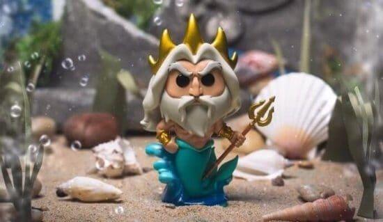 King Triton Funko Pop! figure