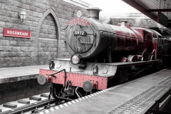 Dream Vacation Wizarding World Hogwarts Express