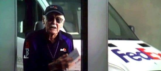 Stan Lee Fed Ex