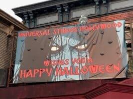 Halloween Horror Nights & Universal Studios Wishes you a Happy Halloween