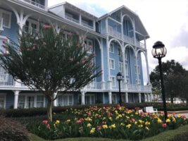 Walt Disney World Beach Club