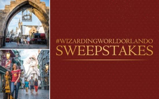 Dream Vacation Wizarding World lead