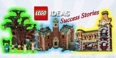 Disney LEGO Ideas