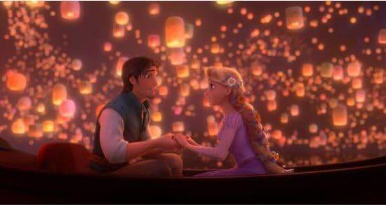 Tangled Lanterns