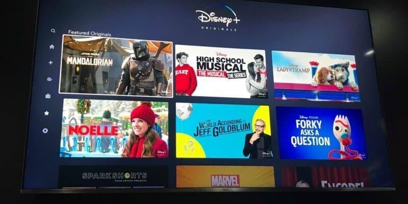 Disney + D23 Expo