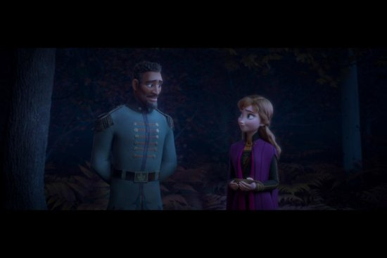 frozen 2 anna enchanted forese