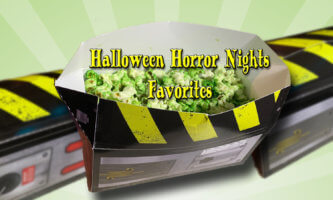 Halloween Horror Nights Popcorn