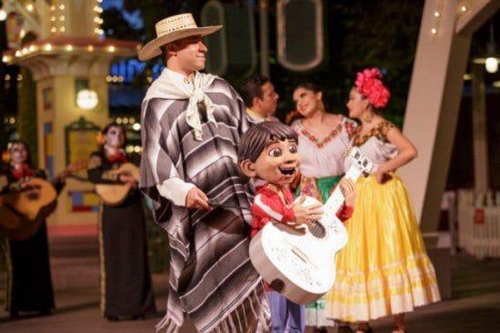 Disneyland Coco Celebration
