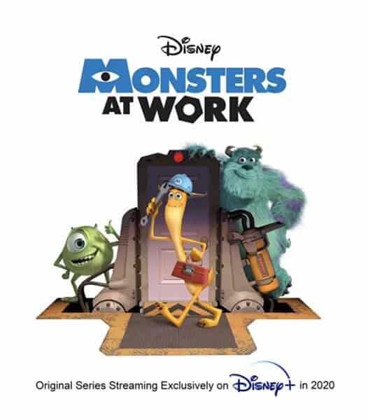 John Ratzenberger Monsters At Work
