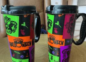 2019 halloween refillable mug