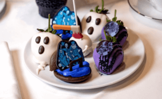 Haunted Mansion Tea Party