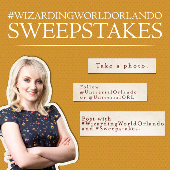 Universal sweepstakes details