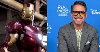 Iron Man/Robert Downey Jr