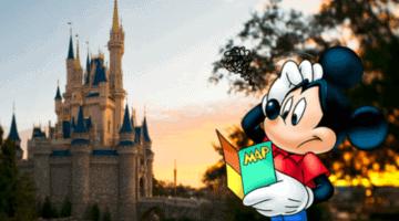 mickey cinderella castle
