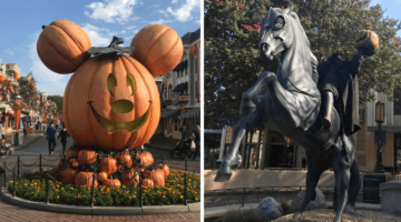 mickey pumpkin and headless horseman