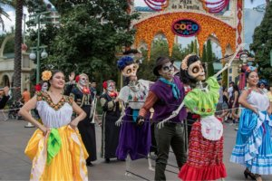 Disneyland Coco