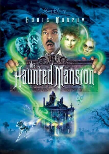 Eddie Murphy in Haunted Mansion