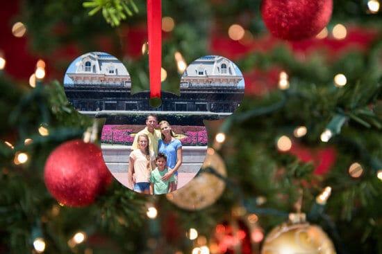 disney photo ornament
