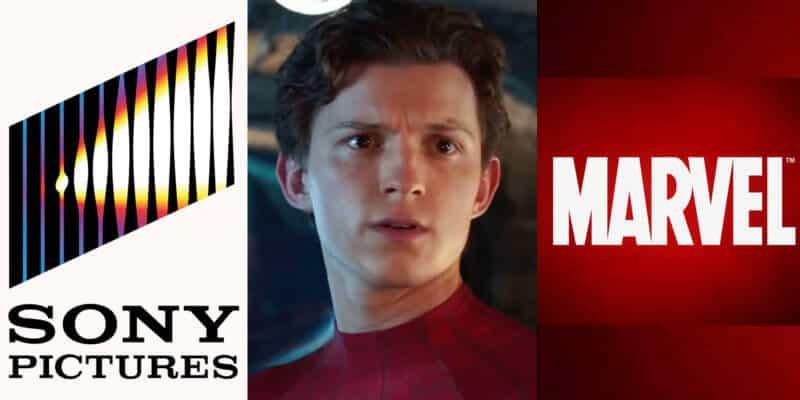 Sony and Disney Spider-Man
