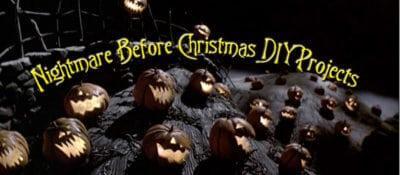 Nightmare Before Christmas DIY