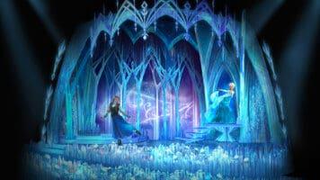 Frozen Celebration at Disneyland Paris