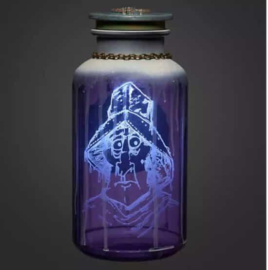 Haunted Mansion Spirit Jars sea captain