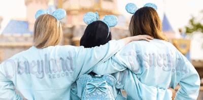 Disneyland Jersey sweaters