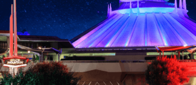 space mountain disney one ride challenge