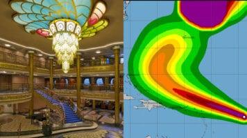 Disney Cruise Line Hurricane Jerry