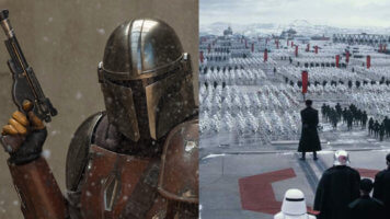The Mandalorian and First Order