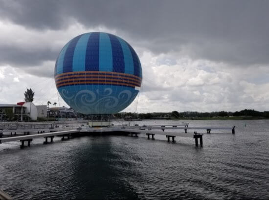 the aerophile balloon