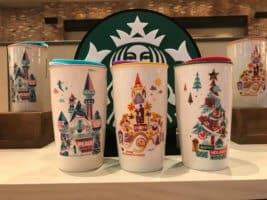 Starbucks Disney Parks