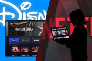 Disney+ and Netflix