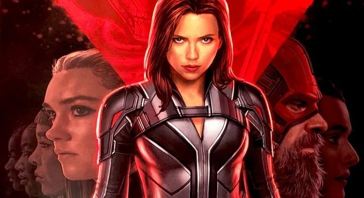 Black Widow Marvel movie viewing order