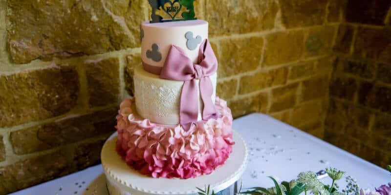 uk disney themed wedding