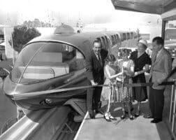 Richard Nixon and Walt Disney