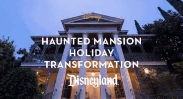 Disneyland Haunted Mansion Halloween
