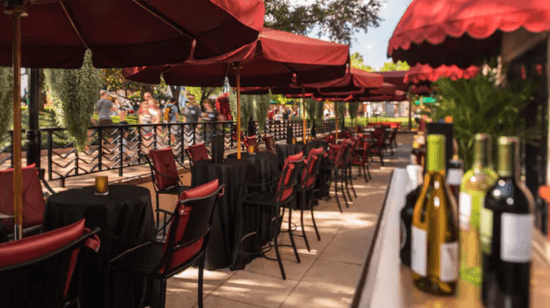 Hollywood Brown Derby Lounge