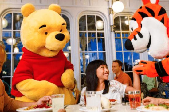 Winnie the Pooh Dining