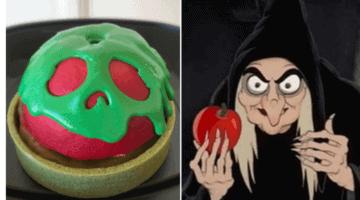 disney poison apple