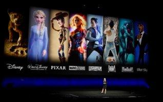 Disney at CinemaCon