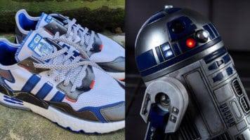 Star Wars Adidas Shoes