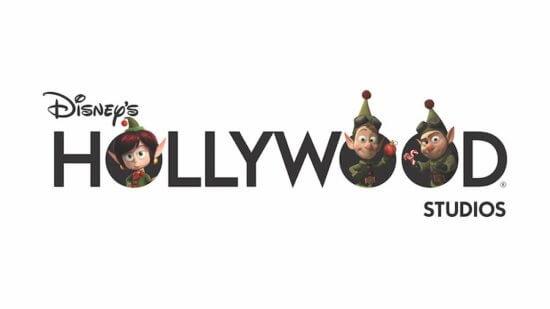 holiday disney's hollywood studios logo