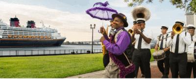 disney cruise line new orleans