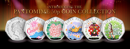 disney character coins