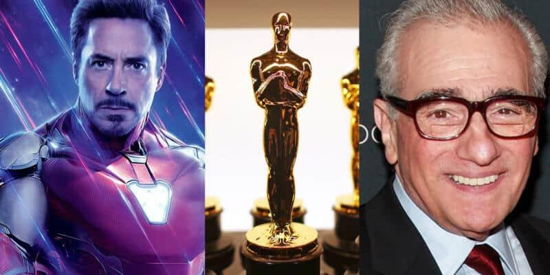 Martin Scorsese, Oscar award, Iron Man