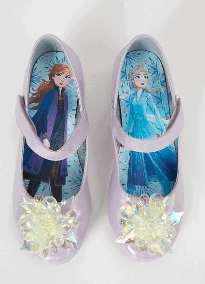 Frozen slippers girls