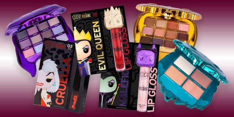 Funko Disney Villain Makeup Set
