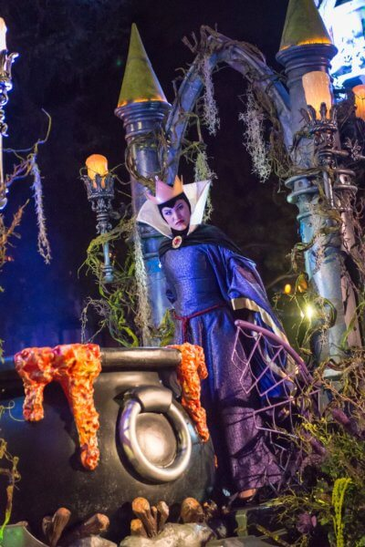Oogie Boogie Bash Disneyland