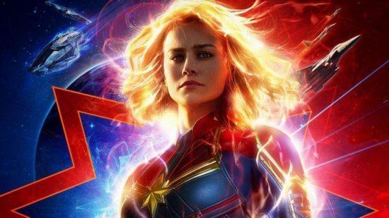 Captain Marvel strongest avenger